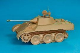 50mm KwK 39 L/60  Barrel for VK1602 LEOPARD (WW II) - 1/35