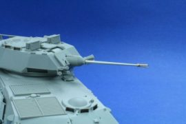 25mm M242 Bushmaster LAV-25 Piranha - 1/35