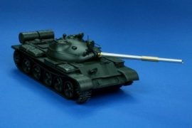 115mm L/50 Barrel for soviet T-62 - 1/35