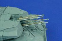 23 mm AZP-23 ZSU-23-4 Shilka 4 pcs