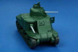 75mm L/31 & US 37mm Barrels for M3 Lee