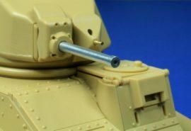 75mm & 47mm & 7.5mm MG Char B1 bis - 1/35