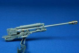 76.2mm ZiS-3 L/51.6 SPG SU-76, 76mm gun M1942 - 1/35