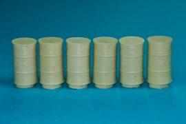 6 x Barrel (200 l)  (hordó)