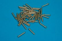 Brass nails/rivets 50 pcs
