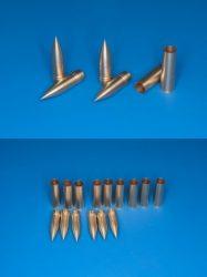 152mm MŁ-20 L/32,4 3 x fragmentation projectiles 3 x demolishing projectiles 3 x shels