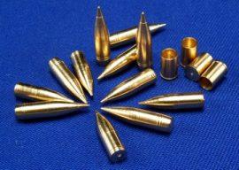 "15cm sFH 18 L/30 6 x high-explosive 6 x high-explosive anti-tank 4 x shels sFH 18, SdKfz165 ""Hummel"""