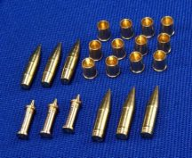 10.5cm leFH18 3 high explosive anti-tank 3 high-explosive 3 armour-piercing, 12 shells leFH 18, Wespe