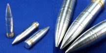 "28cm K5 ""Leopold"" 3 x high explosive shell"