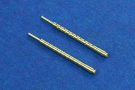 7,7mm Japanese MG Type 97, set of 2 barrels Used in many different Japanese aircrafts.
