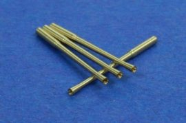 20mm Japanese cannons Type 99 Mk. 2 Used in many different Japanese aircraft 4 pcs - 1/48