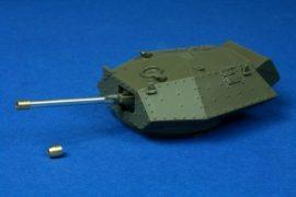 QF 2 pdr (40mm) Crusader Mk. I, II
