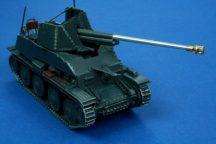7.62cm PaK36(r) early model Sd.Kfz.139 Marder III