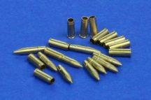7.5cm KwK 37 & StuK 37 L/24 3 x armour-piercing shell 3 x high-explosive anti-tank shell 3 x high-explosive shell, 12 x shells PzKpfw IV (ausf. A, C, D, E, F) & PzKpfW III (ausf. N) & SdKfz. 233 & SdK