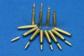 76,2mm OQF 17 pounder 3 x armour-piercing 3 x high-explosive 3 x armour-piercing discarding sabot 12 x cartridges