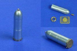 The 38cm rocket HE projectile Sturmtiger 3 pcs