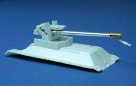 122mm D-30 L/38 SPG T-34 / D-30 122mm Howitzer D-30