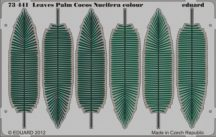 Leaves Palm Cocos Nucifera