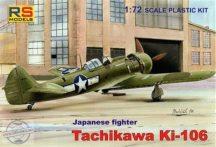 Tachikawa Ki-106 - 1/72