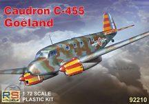 Caudron C-455 Goeland - 1/72