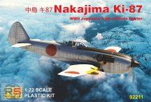 Nakajima Ki-87-I - 1/72