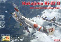 Nakajima Ki-87-II - 1/72