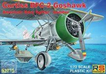 BFC-2 Goshawk Curtiss - 1/72