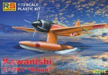 Kawanishi E15 K - 1/72
