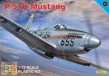 P-51H Mustang - 1/72