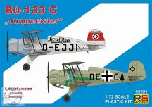 """Bücker 133 C """"Jungmeister"""" - 1/72"""