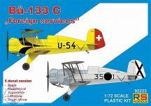 "Bücker 133 C ""Foreign services"" - 1/72"