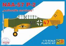 "NAA-57 ""Luftwaffe"" - 1/72"
