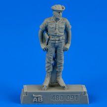 U.S.A.F. Maintenance crew - farm gate operation Vietnam War