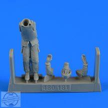Modern British Army Gunner for BAE Warrior