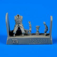 German and Austro-Hungarian Aircraft Mechanic WWI. 1914-1918) - part 2
