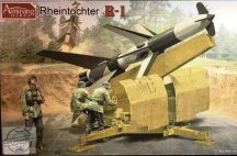 Rheintochter R-1, German Anti Aircraft Missile - 1/35