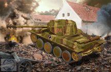Pz.Kpfw.38D Mit Pz.IV Turm 8 cm PAW 600