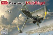 Focke-Wulf Triebflügel, WWII German VTOL Fighter - 1/48