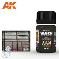 Weathering products - WASH FOR WOOD