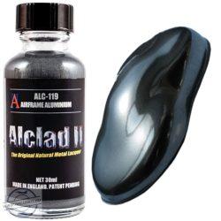 Airframe Aluminium - 30 ml.