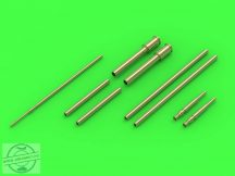 Fw 190 A6 armament set (MG 17, MG 151 barrel tips) & Pitot Tube (for Eduard kit)