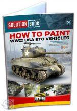 WW II AMERICAN ETO SOLUTION BOOK (Multilingual)