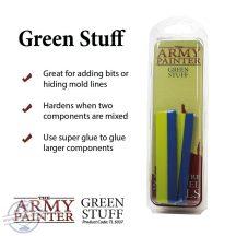 Green Stuff - formázóanyag tömítésekhez, figurák egyedi készítéséhez