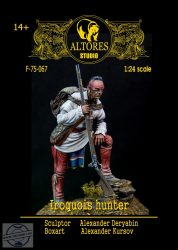 IROQUOIS HUNTER - 75 mm