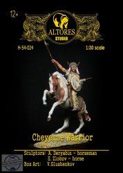 Cheyen warrior 1/30