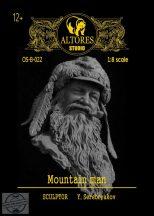 Mountain man 1/8
