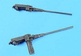 German 20mm guns MG 151 - 1/48