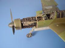 Dornier Do 335 PFEIL detail set - 1/48 - Tamiya