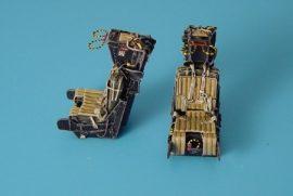 Martin Baker Mk GRU 7A seats - (F-14A/B version) - 1/48