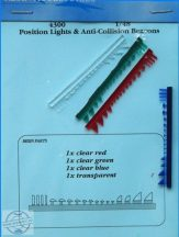 Position lights & anti-collision beacons - 1/48